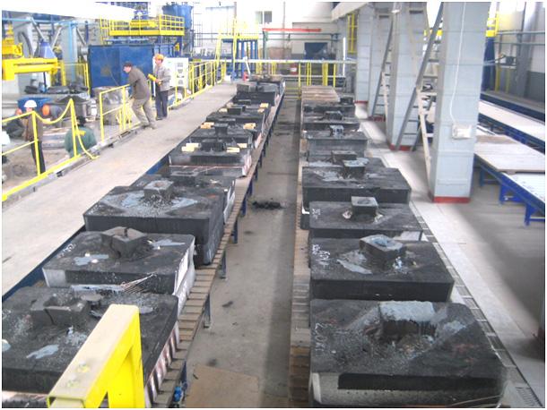 литейное производство