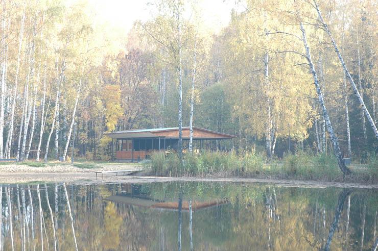 База Озерки