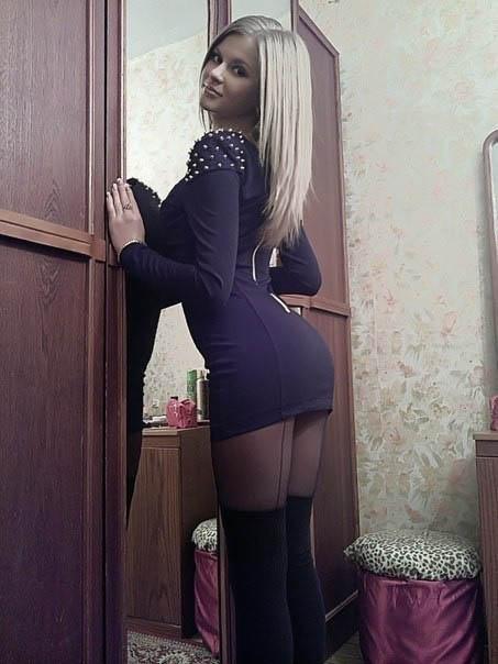 Фото девушек в облегающем платье