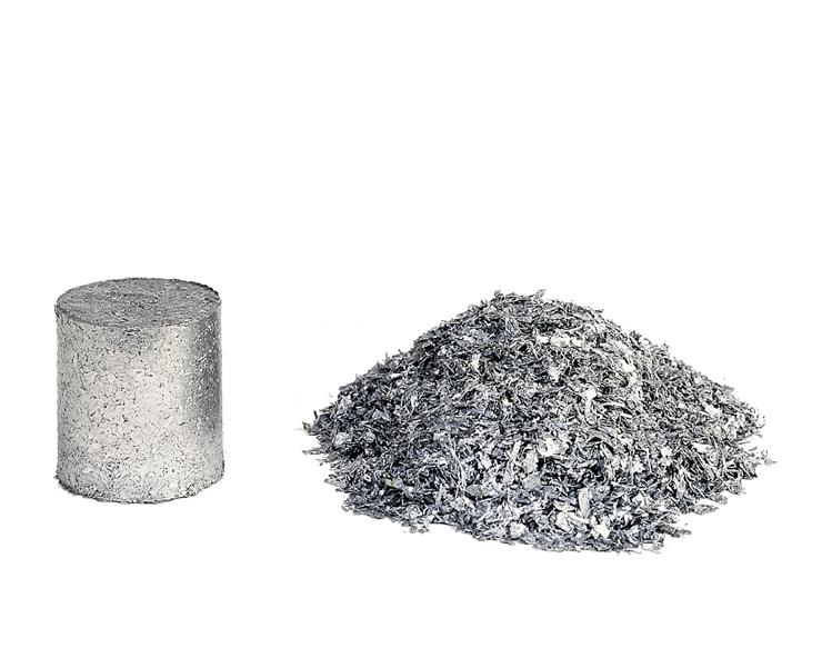 брикетирование металлической стружки