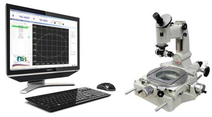 Микроскоп инструментальный БМИ модернизированный