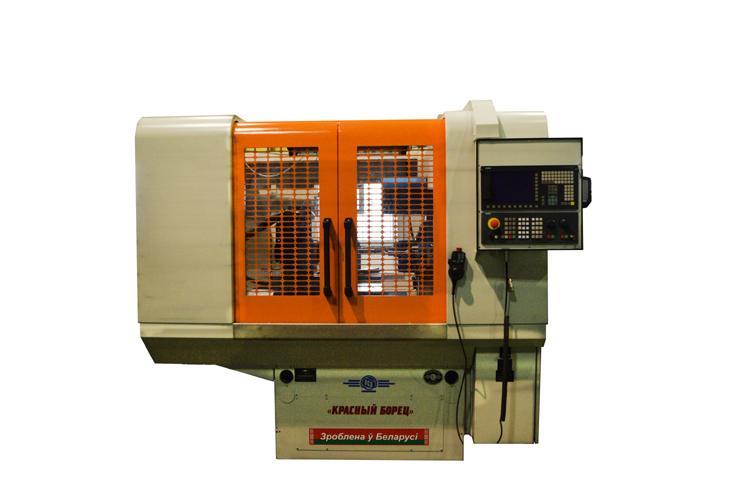 Внутриторцешлифовальный станок с ЧПУ модели ОШ-586.1.Ф3